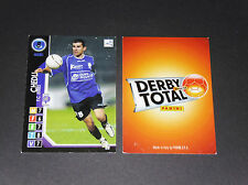 CHEDLI FC ISTRES OUEST PROVENCE PANINI FOOTBALL CARD 2004-2005