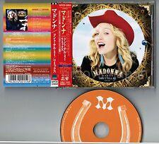 "MADONNA Don't Tell Me JAPAN 7-track 5"" MAXI CD WPCR-10904 w/OBI NM/NM Free S&H"