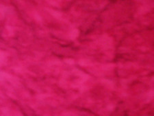 "Komo Batiks 2021-422 100% Cotton Quilting Fabric 44""  Wide Red SBY"