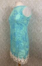 Lilly Pulitzer Vintage Shift Dress Sz Small 1960s Pineapple The Lilly