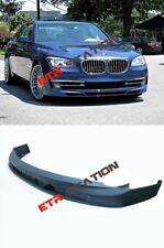 Alpina Style Front Bumper Lip Spoiler for BMW F01 F02 LCI 7 Series Polyurethane