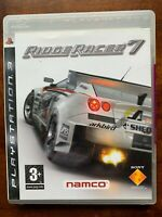 Ridge Racer 7 PS3 Arcade Racer Racing Game for Sony PlayStation 3