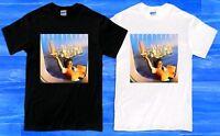 Supertramp Breakfast In America Rock Band Legend Men's T-Shirt Size S to 2XL