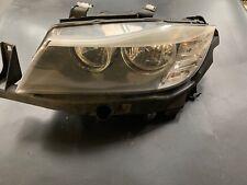 Bmw 3 Series E90 E91 LCI Headlight With Bracket N/S Passenger Side 7202575