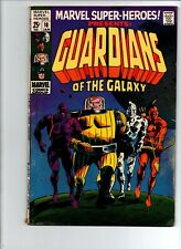 Marvel Super Heroes #18 - 1st Guardians of the Galaxy - 1968 - (-Fine)