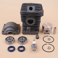 40mm Cylinder Piston Kit For Stihl MS210 021 MS 210 Chainsaw Crank Bearing Seals