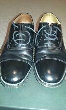 Mens Loake shoes - Stratton - black - (odd sizes ) R6 & L7