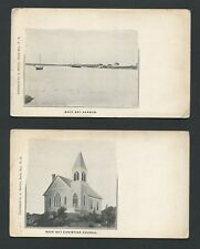 NEW BRUNSWICK REAL PHOTO POSTCARDS PUBLISHED BY A. McGEE