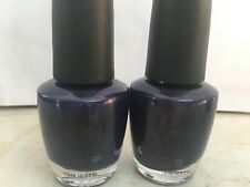 2 X OPI TURN ON THE NORTHERN LIGHTS!  (NL I57) 100% Authentic/HTF!