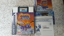 Spyro Season of Ice for Game Boy Advance - Boxed with manual.