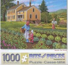 John Sloane Bits and Pieces Jigsaw Puzzle Worth the Work