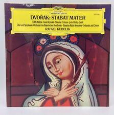 DVORAK Stabat Mater MATHIS REYNOLDS KUBELIK DGG 2707099 2LP