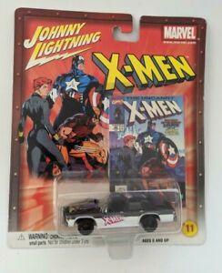 2002 Marvel #11 Johnny Lightning X-Men Diecast Superhero Car New Sealed !