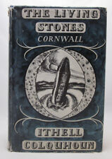 The Living Stones - Cornwall - Ithell Colquhoun - First Edition - HC/DJ