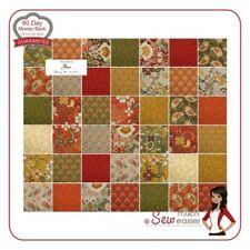 Paisley Craft Fabric Squares