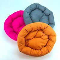 Cuscino Cuccia letto branda per Cane gatto in Tessuto con imbottitura morbida