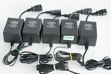 Lot 5x Power Supply PSU 5.2V 650mA DC for Symbol Motorola Barcode Scanners