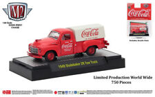 M2 Machines Coca-Cola Release RW01 1949 Studebaker 2R Tow Truck CHASE