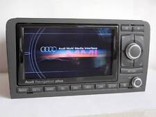 USA CANADA Audi A3 S3 RS3 RNS-E 2015 map DVD navigation CHROME GLOSSY 8P0035192S
