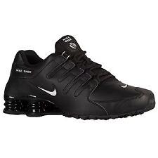 Nike Shox NZ EU Mens Shoe Herren Running Schuh Sneaker black white  alle Größen