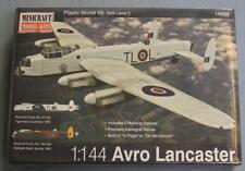 Minicraft 14689 Avro Lancaster Plastic Model Kit Misb 1/144 Scale 2013