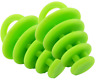 Sit-atop Kayak Hull Scupper Plugs by Seattle Sports, 1 pair .. New (non-glow)