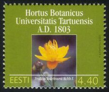 Estonia 2003 Botanical Gardens/Globe Flower/Nature/Horticulture 1v (s4822)