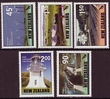 NEW ZEALAND 2006 RENEWABLE ENERGY SET OF 5 UNMOUNTED MINT, MNH