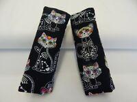 Seat Belt Covers Cadavera Cats Child Car Seat Stroller Pram 1 pair