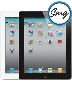 Apple iPad 2 16/32/64 Space Grey/Silver Wifi with 12 Month Warranty UK