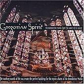 Gregorian Spirit, Benedictine Monks, Very Good CD