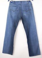 Diesel Hommes Jeeves Standard Jeans Jambe Droite Taille W29 L30 ASZ144
