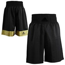 Adidas Diamond Flex Boxing Shorts Red Blue Black Amateur Pro Adults Kids Mens