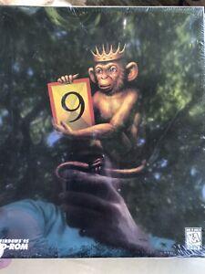 The Last Resort (1996) Big Box CD-ROM PC Big Box Video Game - NIB FACTORY SEALED