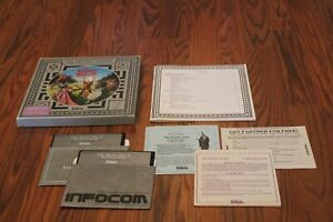 The Bard's Tale II for the Commodore 64 with box and manual - Tested