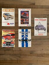 Biante Autoart Brochure Flyer Leaflets Ford Xw Xy Xc XD Gtho Cobra 351 V8 1:18