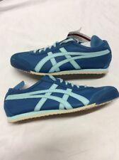 Asics Women's Athletic Shoes Onitzuka Tiger, Legoon Blue, Size 11.5 ,EUR 44