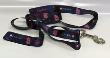 ST LOUIS CARDINALS PET LEASH! 2015 SGA PURINA MAKE OFFER! 5000926