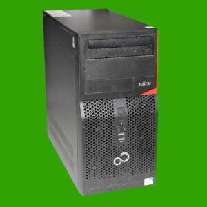Fujitsu Esprimo P410 Mini Tower Intel G2120 4 GB RAM 500 GB HDD Win10 Pro