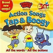 Tumble Tots: Action Songs - Tap & Boogy, Tumble Tots CD | 5022810197829 | New