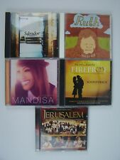Contemporary Christian Praise & Worship Gospel 5xCD Lot #2