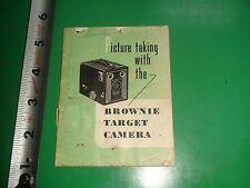 JC469 Vintage Brownie Target Camera Guide