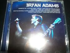 Bryan Adams ICON Very Best Of Graetest Hits (Australia) CD - New Up for Grabs,