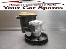 Vauxhall Vectra B Power Steering Pump 2.0cc 16v Petrol Manual 95-02