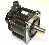 "Yaskawa SGMGV-13ADC61 AC Servo Motor 200V 8.34Nm 1500-RPM 1.3-kW Shaft:7/8"""