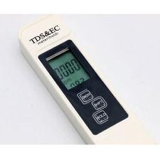 Digital TDS & EC PPM Meter Tester Water Purity Quality Hardness Filter Pen Temp