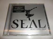 CD  Seal - Best 1991-2004