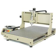 4 Axis Router 1500W 6090T USB CNC Fräsmaschine Metall 3D Fräsen Graviermaschine