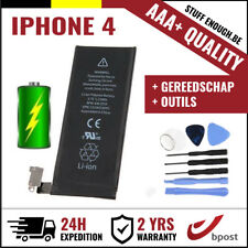 AAA+ REPLACEMENT REMPLACEMENT BATTERY/BATTERIJ/BATTERIE/ACCU +TOOLS FOR IPHONE 4