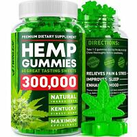 300000MG Gummies - Premium Stress & Anxiety Relief - Made in USA - 100% Natural